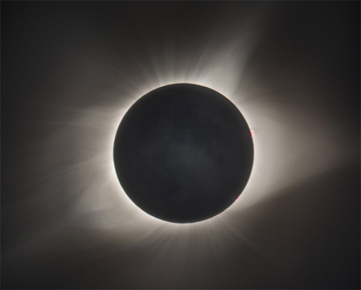 Total SOlar Eclipse2017
